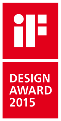 KOMMA-D IF DESIGN AWARD Winner 2014