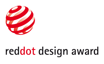 KOMMA-D Red Dot Design Award Winner 2014